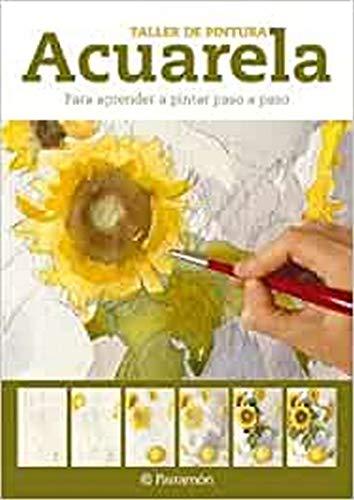 9788434237599: Acuarela / Aquarelle (Spanish Edition)