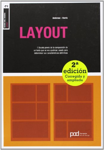 9788434240629: Bases del diseño - Layout (Spanish Edition)