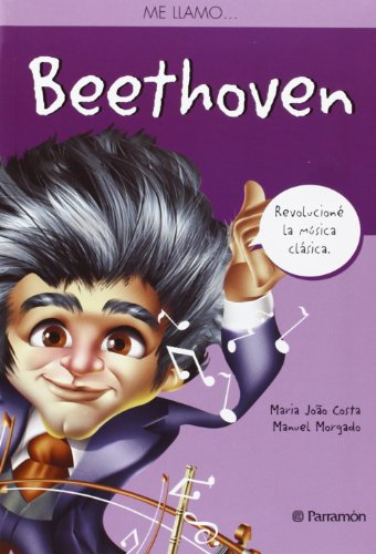 9788434240902: Me llamo Beethoven (Spanish Edition)