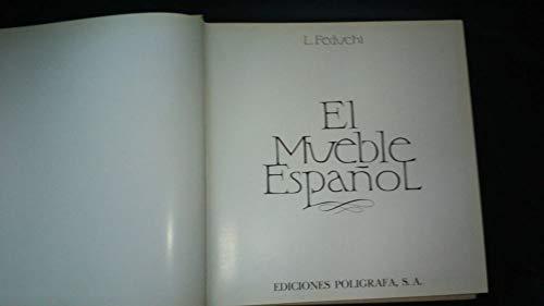 9788434300620: El mueble español