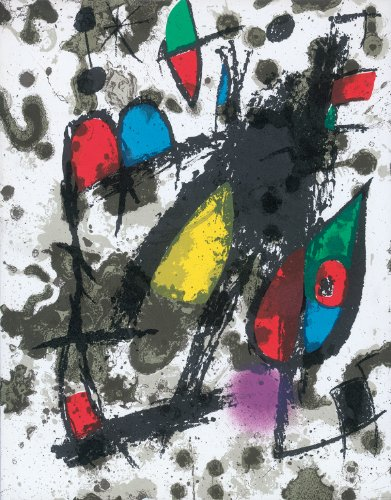 9788434302211: Miró Lithographs: Vol. II: 1953-1963