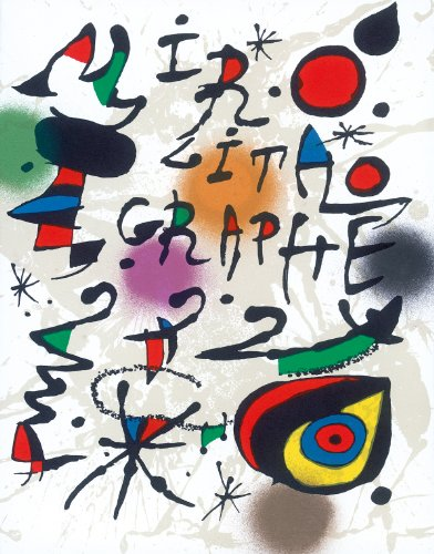 Joan Miro, Litografo I [Spanish] - Volume: Miro, Joan and