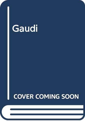 9788434303683: Gaudi