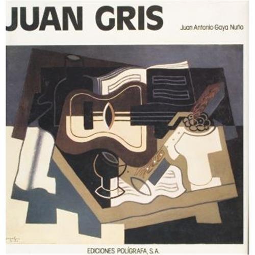 Juan Gris: Nuno, Juan Antonio Gaya