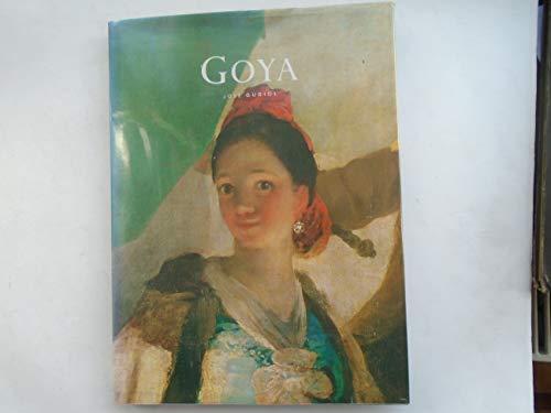 Beispielbild für Goya zum Verkauf von Better World Books