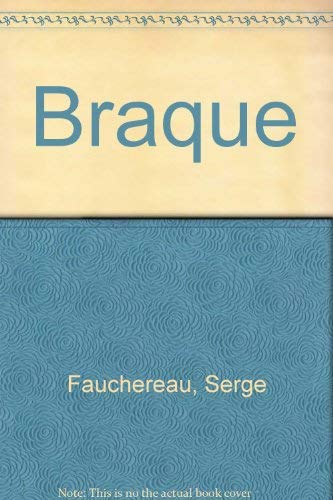 9788434305038: Braque