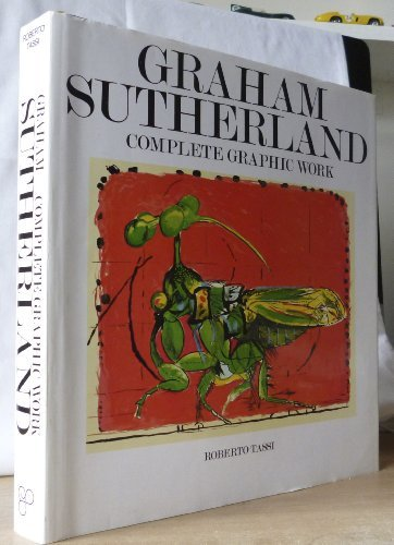 Graham Sutherland Complete Graphic Work: Tassi, Roberto