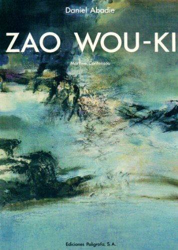9788434305717: Zao Wou-Ki