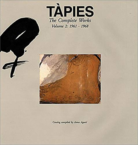 9788434306158: Tapies The Complete Works - Vol. 2:1961-1968