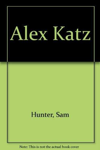 9788434307063: Alex Katz