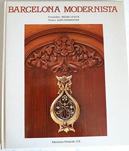 Stock image for BARCELONA MODERNISTA for sale by medimops