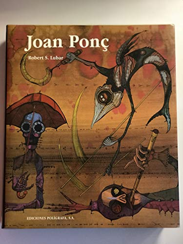 9788434307414: Joan Ponç (Spanish Edition)
