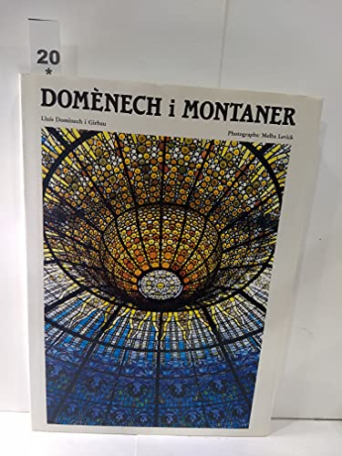 9788434307667: DOMENECH i MONTANER