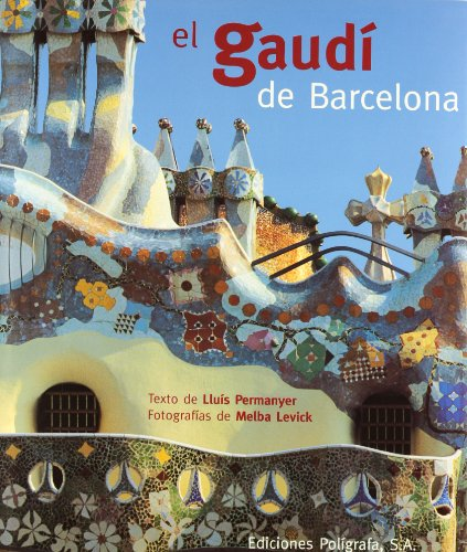 Stock image for el Gaudí de Barcelona for sale by LibroUsado GRAN VÍA