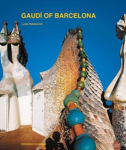 9788434308398: Gaudi - Of Barcelona