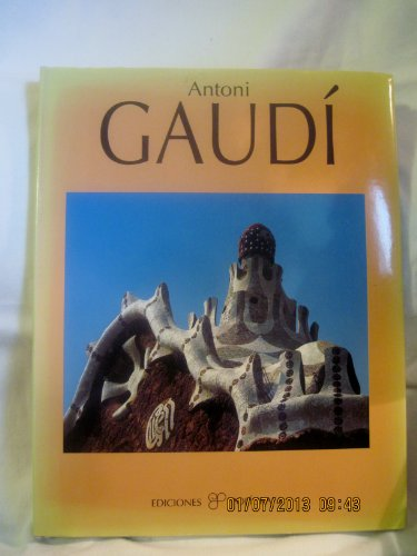 Stock image for Antoni Gaudi for sale by Mahler Books