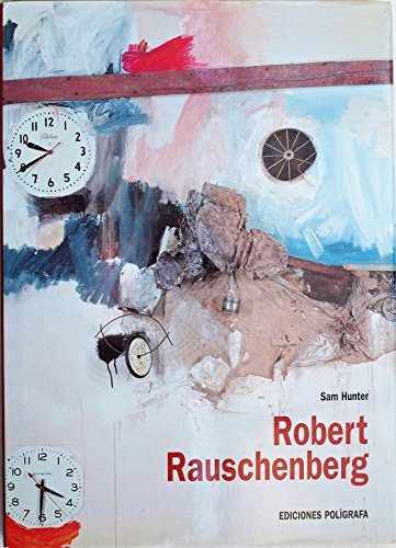 9788434308985: Robert ranschenberg. ingles