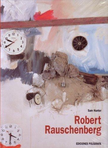 9788434308985: Robert Rauschenberg