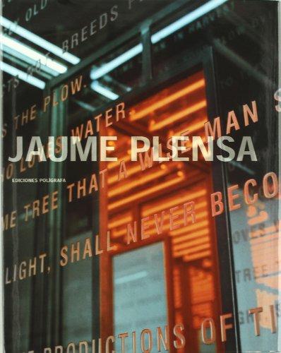 9788434309401: Jaume Plensa (Arte contemporáneo)