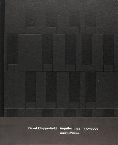 9788434309449: DAVID CHIPPERFIELD /POLIGRAFA-UDL