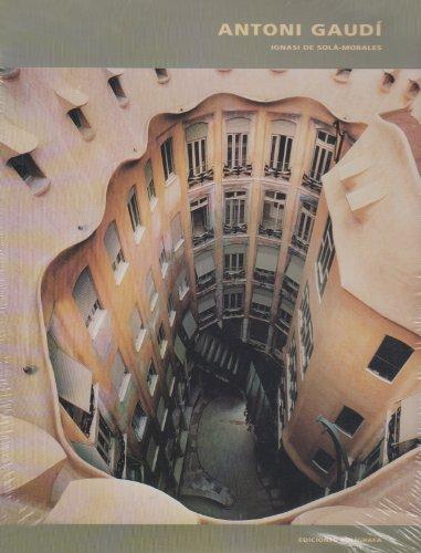 9788434309692: Antoni Gaudí