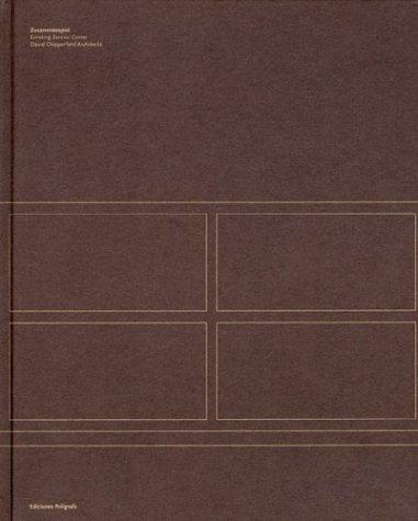 9788434310377: Zusammenspiel: Ernsting Service Center : David Shipperfield Architects