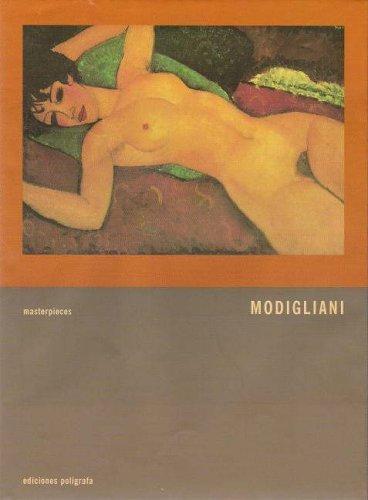 Amadeo Modigliana: masterpieces.: Blazquez, Manuel Lopez.