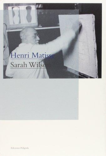 9788434312197: Henri Matisse