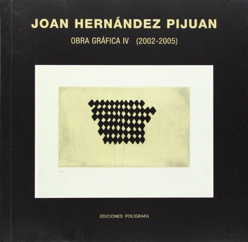 Hernandez Pijuan. Obra grafica 1954-1980 [with] 1982-1990: Goerg, Charles, Rosa