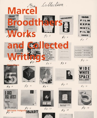 9788434312876: Marcel Broodthaers: Collected Writings