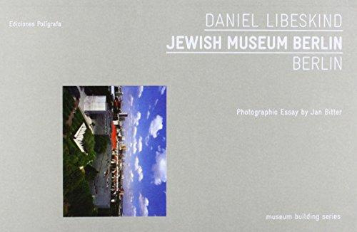 9788434312920: Daniel Libeskind: Jewish Museum Berlin: Museum Building Guides