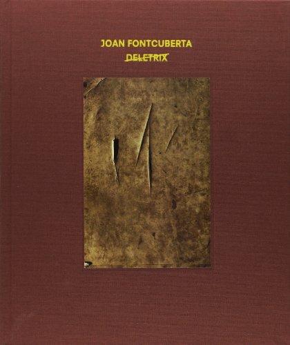 9788434313255: Joan Fontcuberta: Deletrix