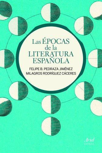 9788434400085: Las épocas de la literatura española