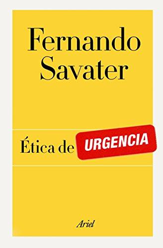 9788434404908: Ética de urgencia (Biblioteca Fernando Savater)
