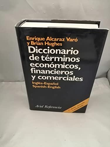 9788434405073: Diccionario de términos económicos y financieros en el comercio (Ariel Referencia)