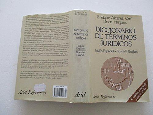 9788434405097: Dic Spanish-English-English-Spanish Legal (Ariel referencia) (English and Spanish Edition)