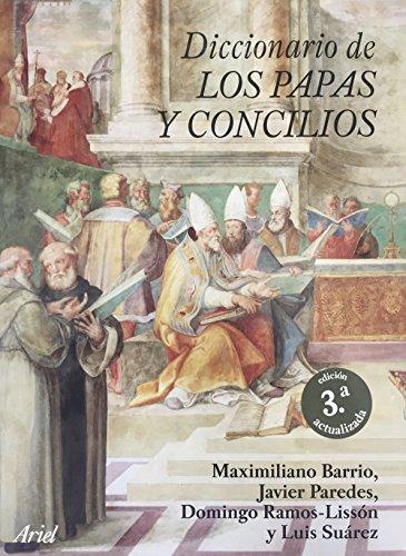 9788434405134: Diccionario de los Papas y Concilios