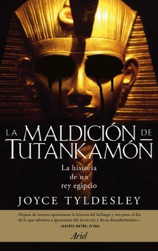9788434405554: La maldición de Tutankamón: La historia de un rey egipcio (Ariel)