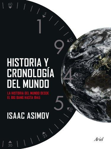 Historia y cronología del mundo: ISAAC ASIMOV