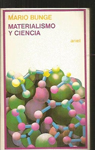 9788434408289: Materialismo y ciencia (Ariel quincenal) (Spanish Edition)
