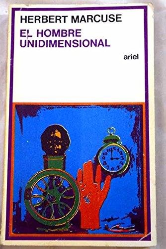 9788434408319: El Hombre Unidimensional