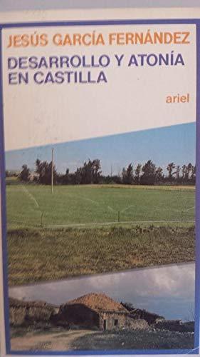 DESARROLLO Y ATONIA EN CASTILLA: Jesus GARCIA FERNANDEZ