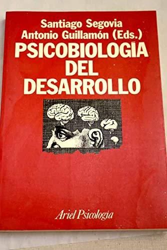 Psicobiología Del Desarrollo: Segovia, Santiago /