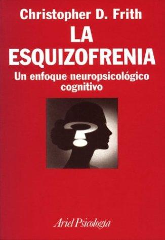 9788434408586: Esquizofrenia (Spanish Edition)