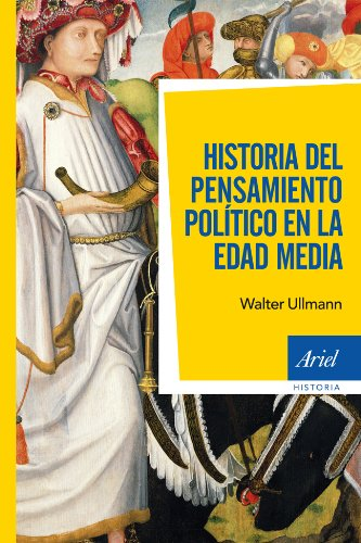 9788434409255: Historia del pensamiento político en la Edad Media