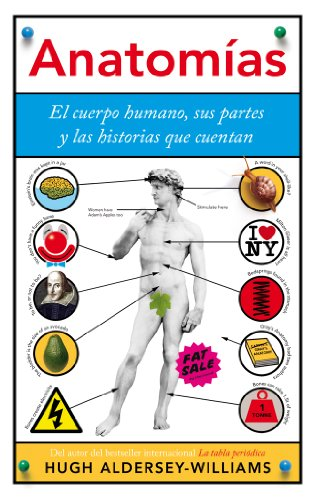 9788434409590: Anatomías