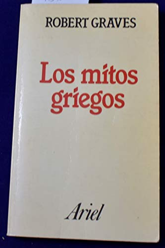 9788434410190: Los Mitos Griegos (Spanish Edition)