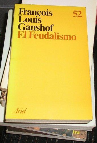 9788434410510: El feudalismo