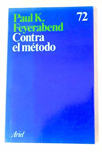 9788434410725: Contra el método