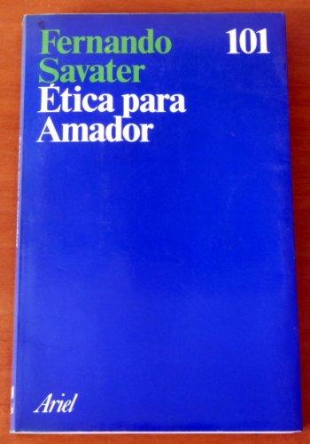 9788434410992: Etica para Amador